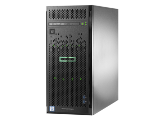 HPE ProLiant Easy Connect ML110 Managed Hybrid Server Сервер HPE ProLiant Easy Connect ML110 стандартный