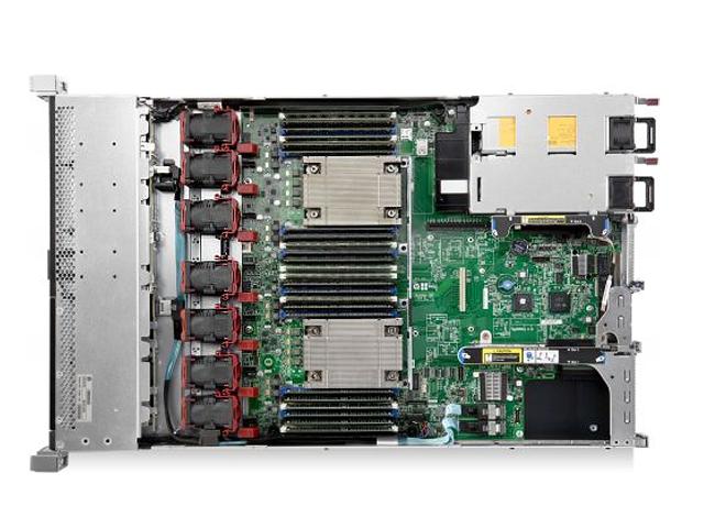 Открытый сервер HPE ProLiant DL360 Gen9