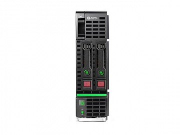 Фото HP Proliant BL460c Gen8 666163-B21