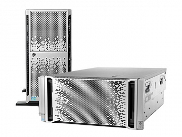 Фото HP Proliant ML350p Gen8 646676-421