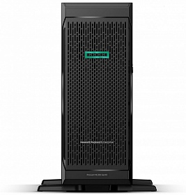 Корпус Tower сервера 877627-B21 HPE Proliant ML350 Gen10 CTO