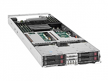 Фото Сервер HPE ProLiant XL220a Gen8 v2 753173-B21