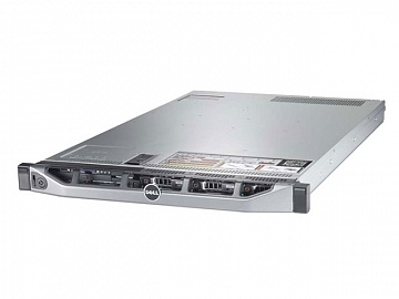 Фото DELL PowerEdge R620 PER620-39681-02